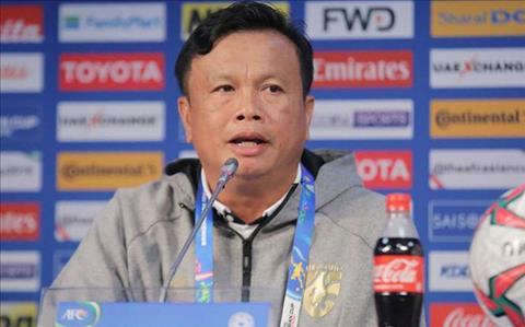 HLV trưởng tuyển Thái Lan từ chức sau thất bại ở Kings Cup 2019 hình ảnh