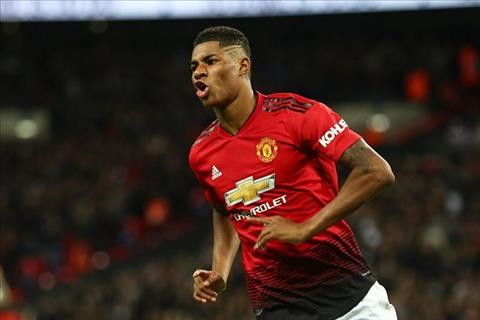 Lingard shared the cause of Rashford and the great image