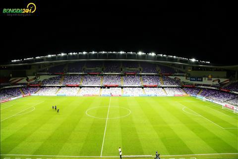 Sân trận Việt Nam vs Yemen đẹp không khác gì Allianz Arena hình ảnh