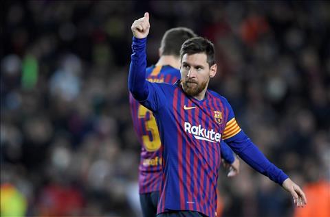 Đội hình Barca dự El Clasico với Real Madrid có tên Lionel Messi hình ảnh