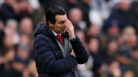 HLV Emery noi ve kha nang vao Top 4 cua Arsenal