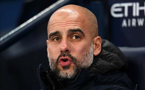 HLV Pep Guardiola