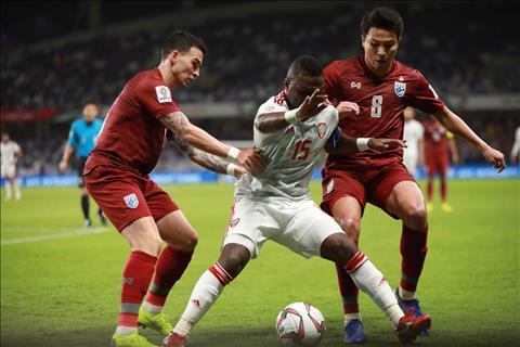 Thống kê ĐT UAE là cơn ác mộng của bóng đá Đông Nam Á hình ảnh