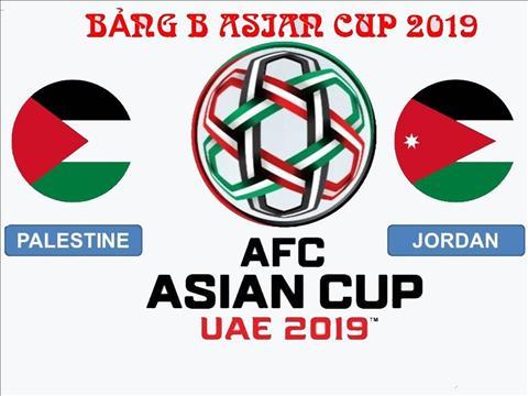 Video tong hop: Palestine 0-0 Jordan (Asian Cup 2019)