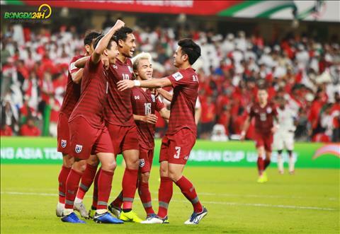 Tuyển Thái Lan được thưởng bộn tiền khi vào vòng 18 Asian Cup hình ảnh