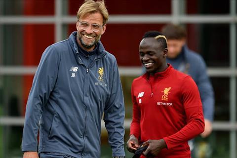 HLV Jurgen Klopp nói về Sadio Mane của Liverpool hình ảnh