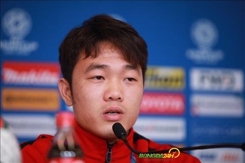 Xuân Trường chia sẻ về phong độ tại Asian Cup  hình ảnh