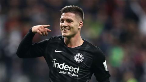 Barca và Real muốn mua Luka Jovic của Eintracht Frankfurt hình ảnh