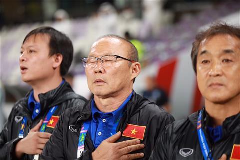 Đại diện VFF lên tiếng về chuyện gia hạn với HLV Park Hang Seo hình ảnh