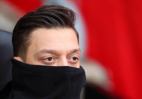 Mesut Ozil phát biểu sau trận Arsenal vs Chelsea hình ảnh