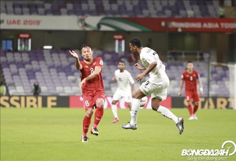 Hai cầu thủ Việt Nam kiểm tra doping sau trận thắng Yemen hình ảnh