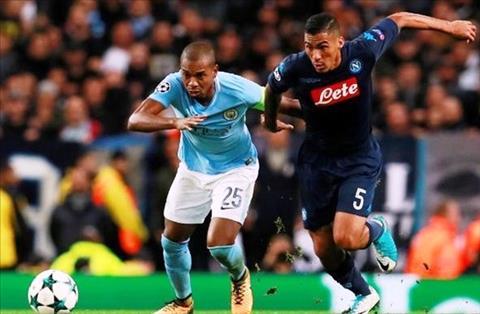 Allan vs Fernandinho