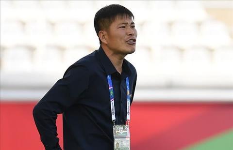 HLV Triều Tiên quyết giành 3 điểm trước Lebanon hình ảnh