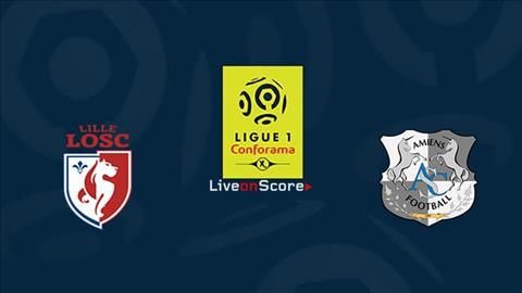 Lille vs Amiens 2h45 ngày 191 (Ligue 1 201819) hình ảnh