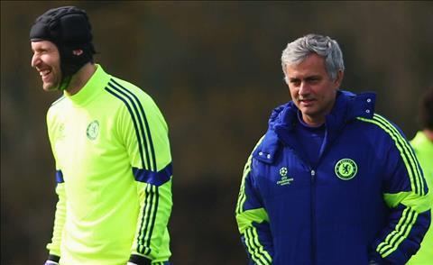 Jose Mourinho nói về Petr Cech, học trò cũ tại Chelsea hình ảnh