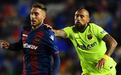 Levante kiện Barca lên Tòa án Trọng tài Thể thao (CAS) hình ảnh