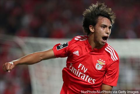 Chi 50 triệu bảng, Barca muốn mua Joao Felix của Benfica hình ảnh