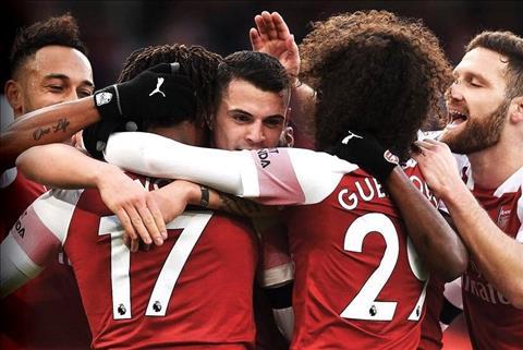 Arsenal va Iwobi vs Fulham
