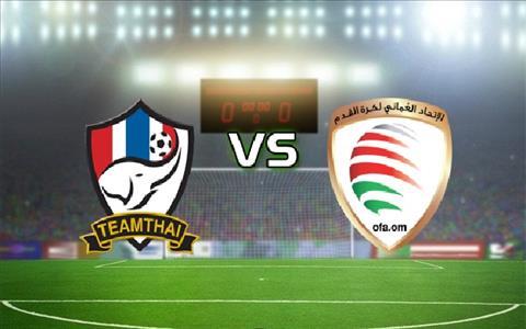 Thái Lan vs Oman 20h00 ngày 21 (Giao hữu quốc tế) hình ảnh