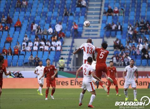 ĐT Việt Nam đánh bại Jordan Đơn giản đó là đẳng cấp hình ảnh