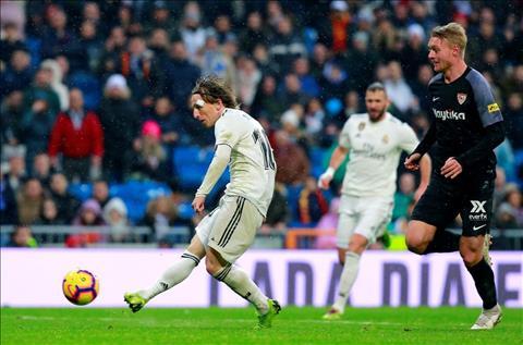 Luka Modric muốn ở lại Real Madrid bất chấp được Inter để ý hình ảnh