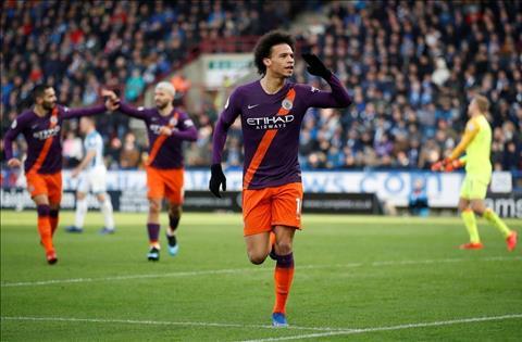Pep Guardiola phát biểu sau trận đấu Huddersfield 0-3 Man City hình ảnh