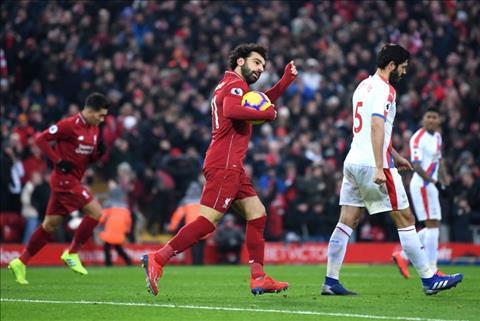Salah vs Palace