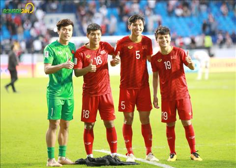 VFF would like to change the Vietnam calendar against Korea for the Olympic dream of images