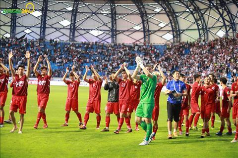 Đối thủ của ĐT Việt Nam tại King Cup 2019 rút khỏi giải hình ảnh