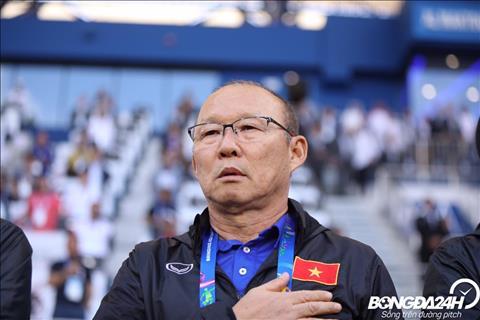 HLV Park Hang Seo lên tiếng sau chiến thắng của ĐT Việt Nam hình ảnh