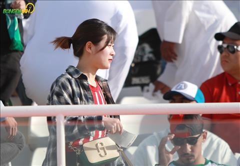 ẢNH Nữ CĐV Nhật Bản khoe sắc trong ngày vào tứ kết gặp Việt Nam hình ảnh