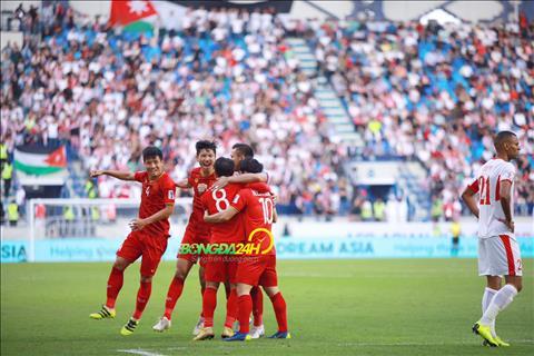 Việt Nam đánh bại Jordan Đơn giản đó là đẳng cấp hình ảnh 2