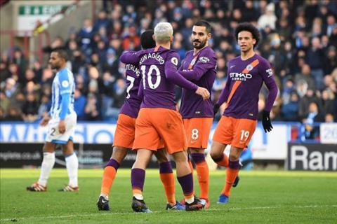 Dư âm Huddersfield vs Man City Bay cao nhờ bộ đôi hoàn hảo hình ảnh