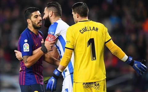 Ernesto Valverde phát biểu sau trận Barca 3-1 Leganes hình ảnh