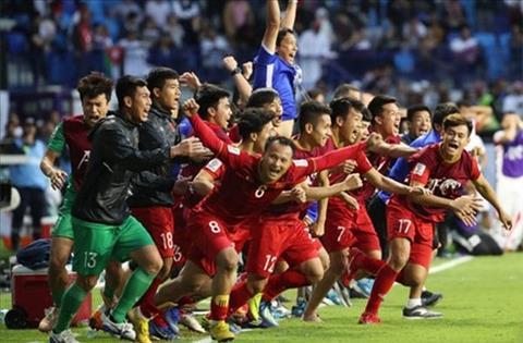 FIFA có lời khen ngợi cho ĐT Việt Nam hình ảnh