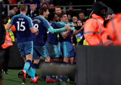 Harry Winks nói về trận Fulham vs Tottenham hình ảnh