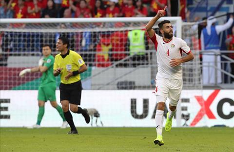 Sao Jordan lý giải về trận thua sốc trước ĐT Việt Nam hình ảnh