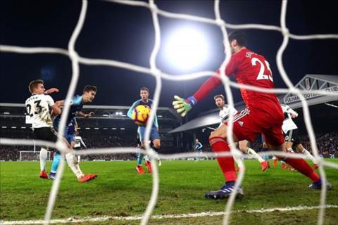 HLV Claudio Ranieri nói về trận Fulham vs Tottenham hình ảnh