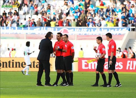 HLV Pizzi cung da mat viec sau khi DT Saudi Arabia bi loai khoi Asian Cup 2019.