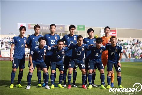 Đội hình Nhật Bản có giá trị gấp hàng trăm lần so với Việt Nam hình ảnh