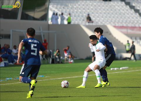 ẢNH ĐT Nhật Bản thắng Saudi Arabia theo cách như thế nào hình ảnh 2