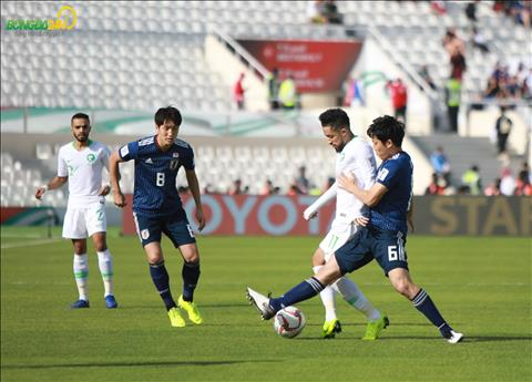 ẢNH ĐT Nhật Bản thắng Saudi Arabia theo cách như thế nào hình ảnh