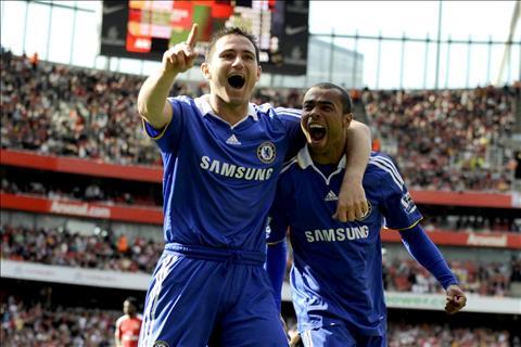 Ashley Cole gia nhập Derby County và hội ngộ Frank Lampard hình ảnh