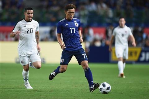 ĐT Nhật Bản mất cầu thủ thứ hai trước trận gặp Việt Nam hình ảnh