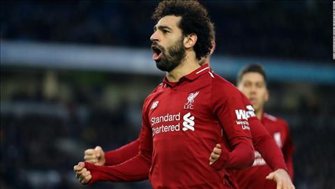 Mohamed Salah ghi bàn liên tục Cỗ máy săn bàn của Liverpool hình ảnh