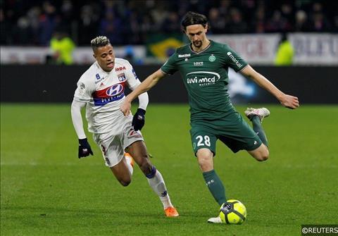 StEtienne vs Dijon 0h30 ngày 241 (Cúp Quốc Gia Pháp) hình ảnh