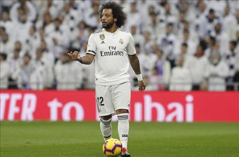 Marcelo muốn rời Real Madrid sang Juventus hình ảnh
