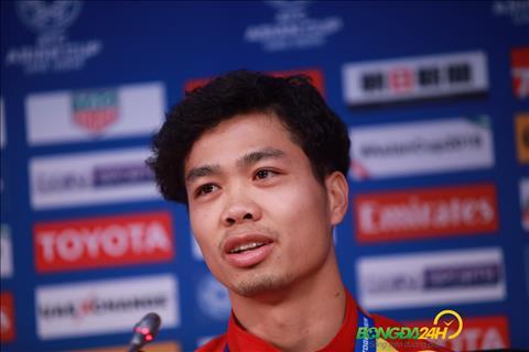 Công Phượng muốn được ra nước ngoài thi đấu sau Asian Cup 2019 hình ảnh