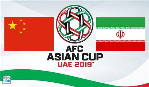 Trung Quốc vs Iran 23h00 ngày 241 (Asian Cup 2019) hình ảnh