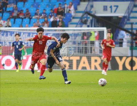 Tiền đạo Công Phượng được vinh danh tại vòng tứ kết Asian Cup hình ảnh